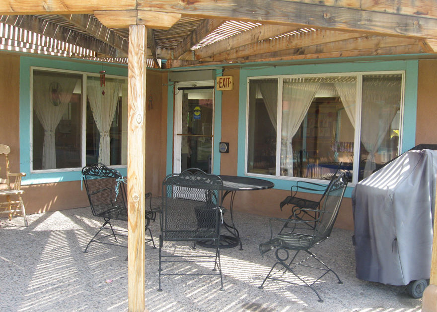 westwind assisted living albuquerque outdoor porch