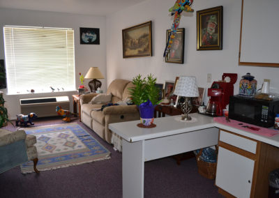 Westwind Retirement Community Albuquerque Independent Living Room Assisted Living