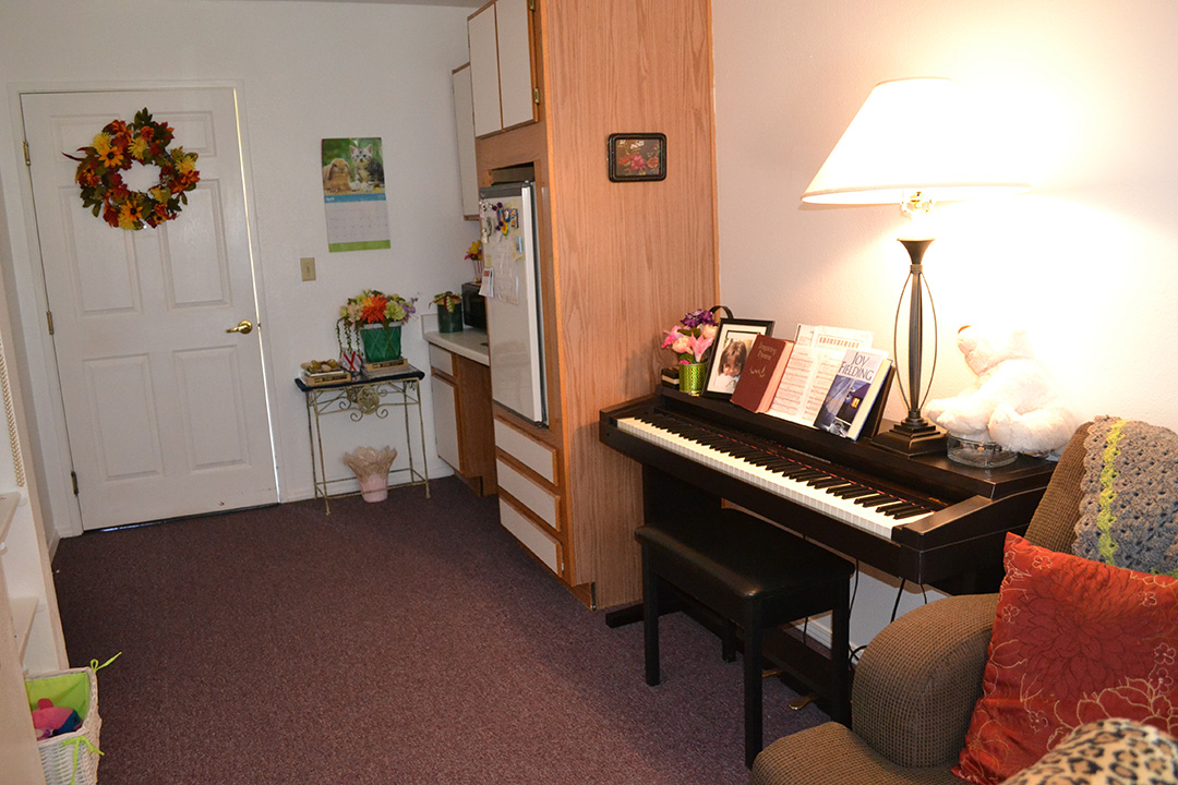 Westwind Retirement Community Albuquerque Living Room Assisted Living