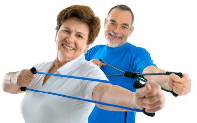 9 Easy Resistance Band Exercises for Seniors
