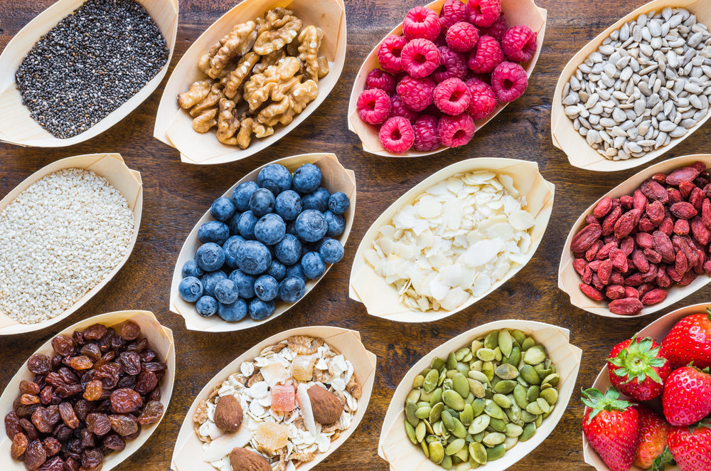 age well with these superfoods