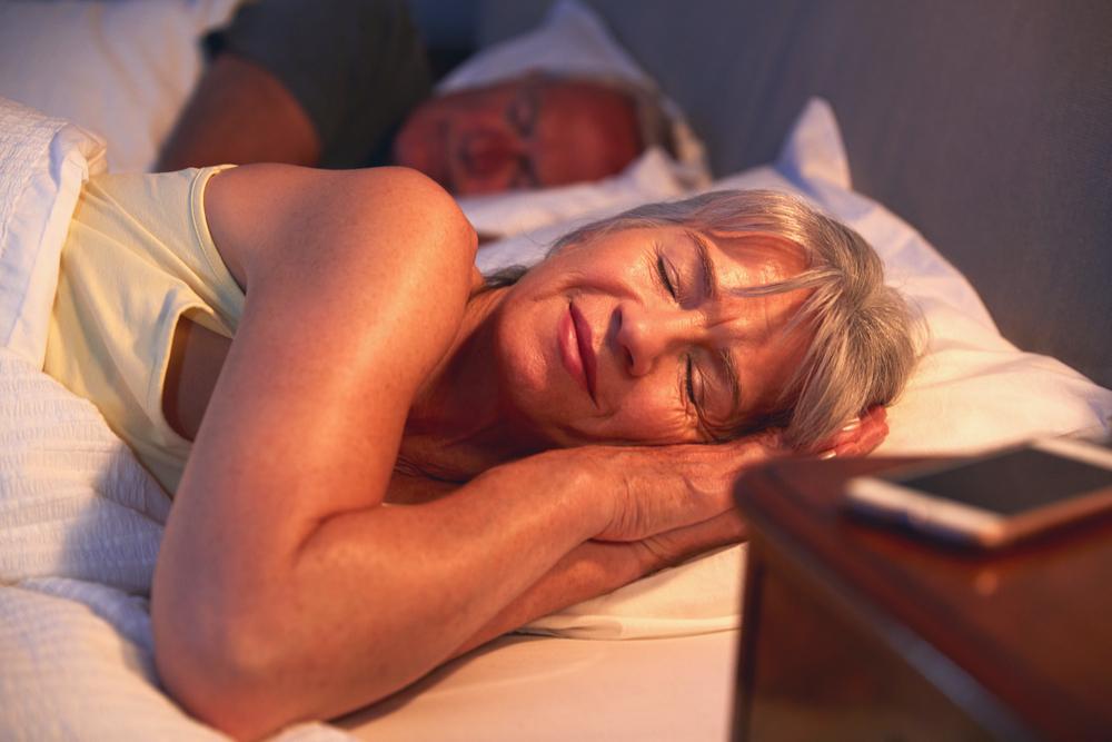 Camino-Seniorssleeping