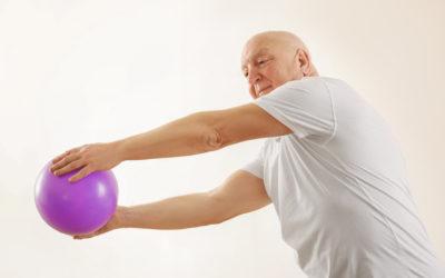 Medicine Ball Exercises for Seniors