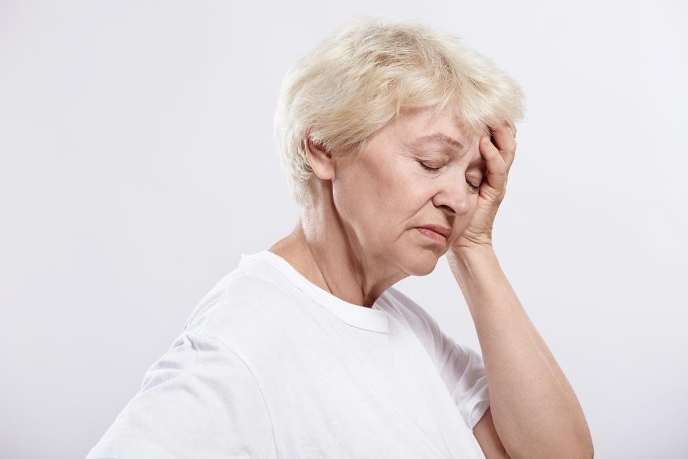 senior dizziness